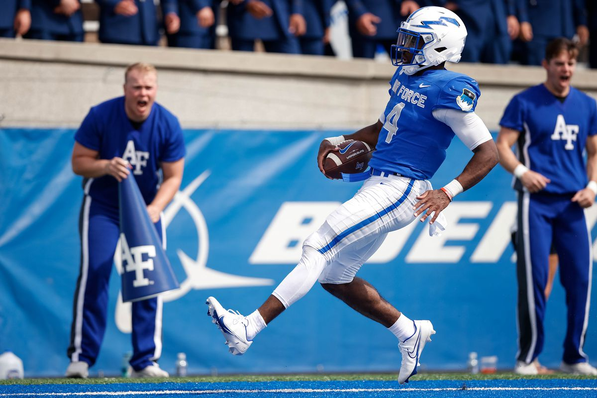 NCAA Football: Lafayette at Air Force