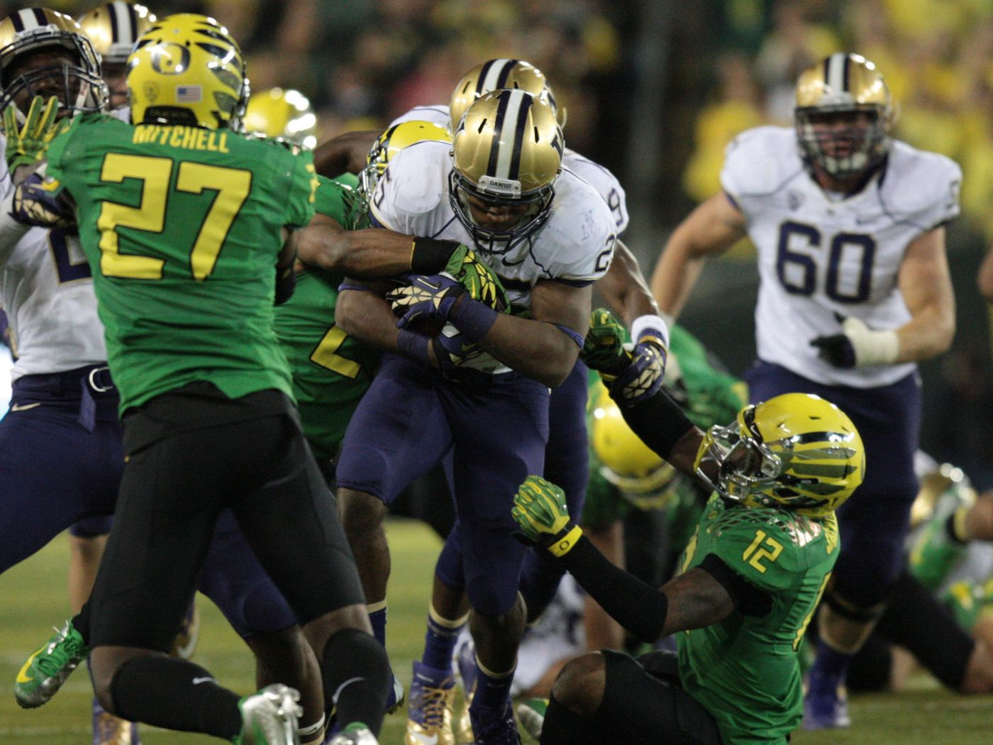 Join Our Live Coverage Of Oregon Washington Lsu Florida And More