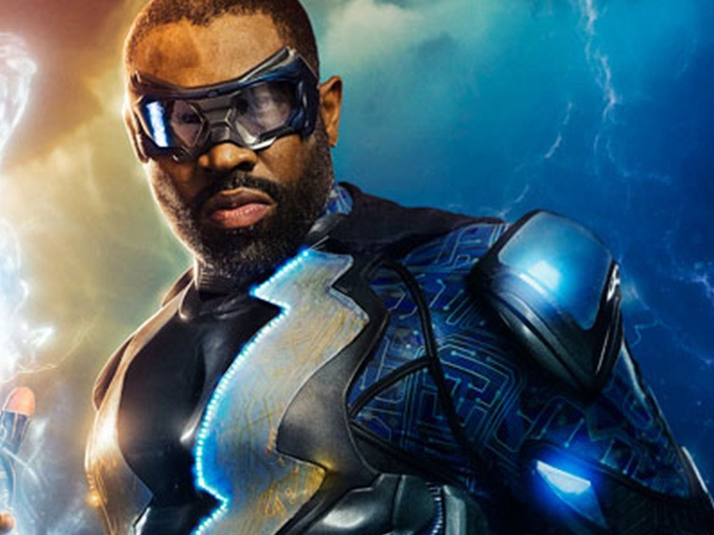 Black Lightning S Characters Will Be Part Of The Cw S Crisis On Infinite Earth Crossover Event The Verge