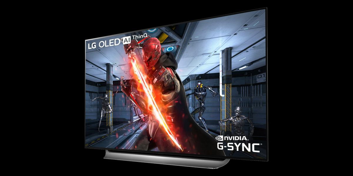 LG's OLED TVs could soon be the best gaming displays, thanks to G-Sync support