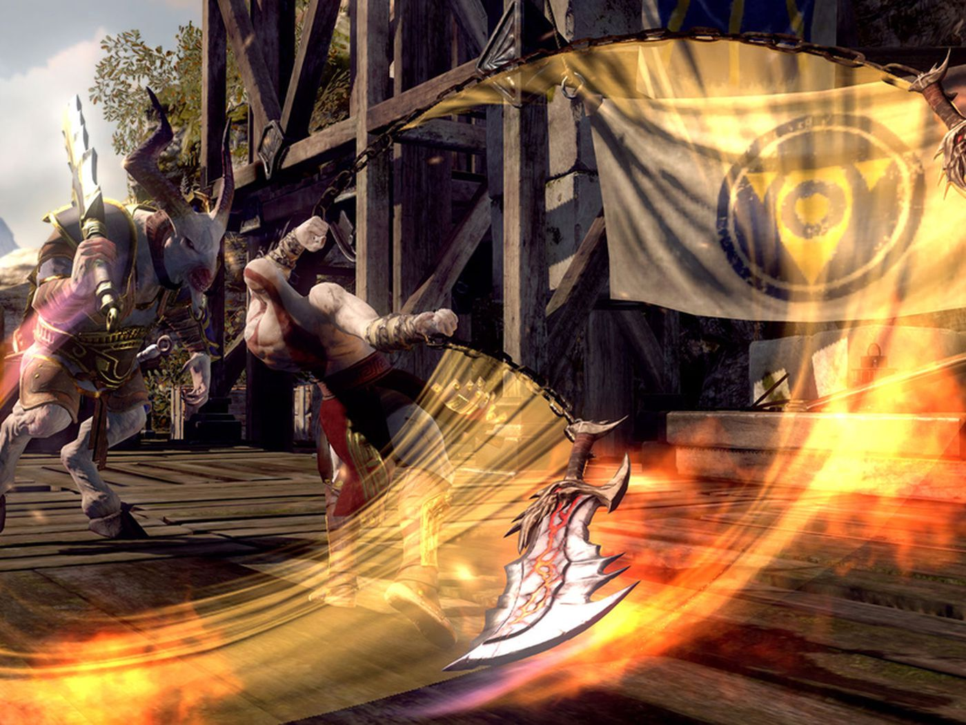 God Of War Ascension Is The Story Of How Kratos Loses His