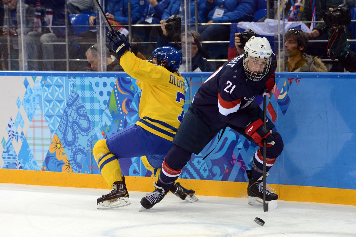 Calgary Inferno Forward Hilary Knight is just one of the people that we cover in this expansive podcast.