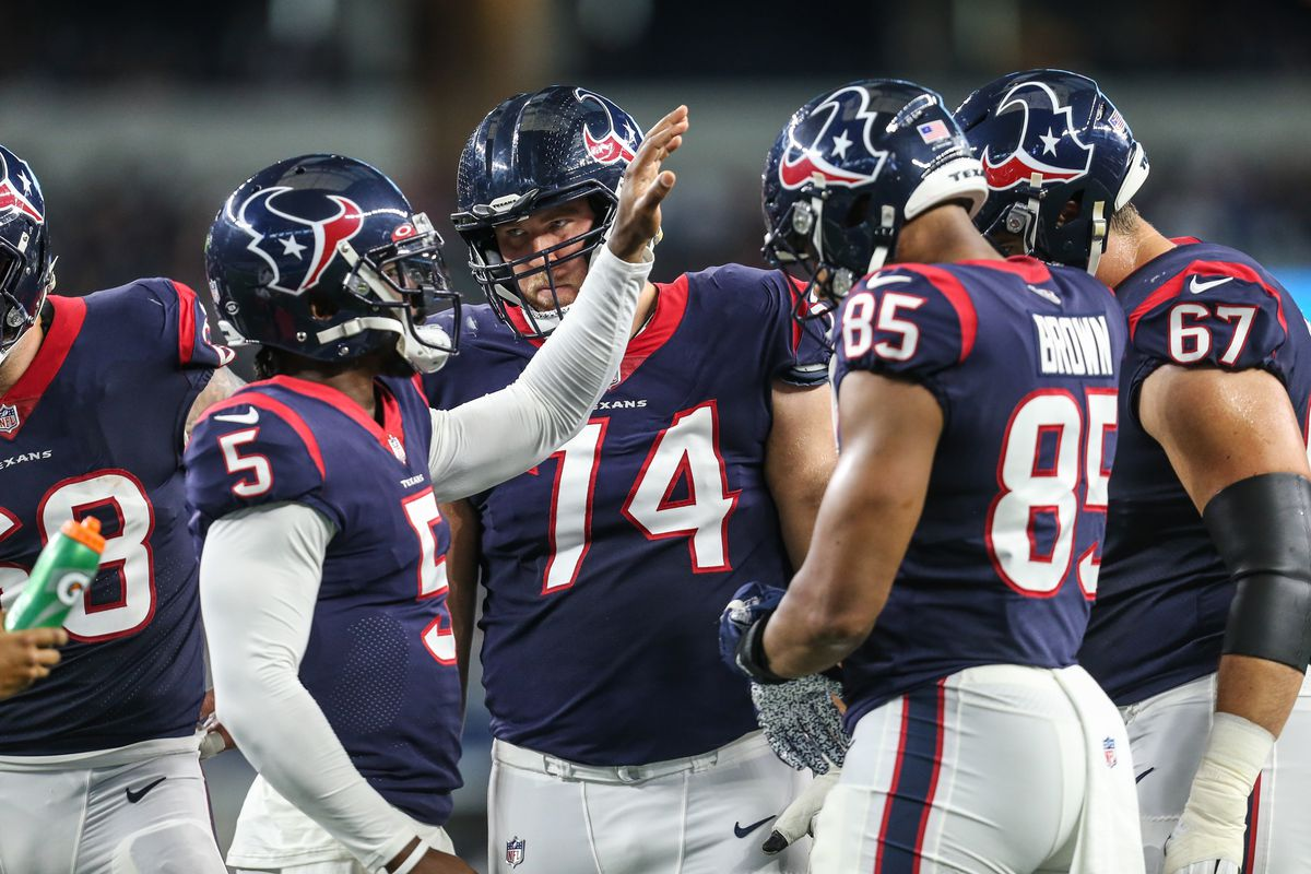 NFL: AUG 21 Preseason - Texans at Cowboys