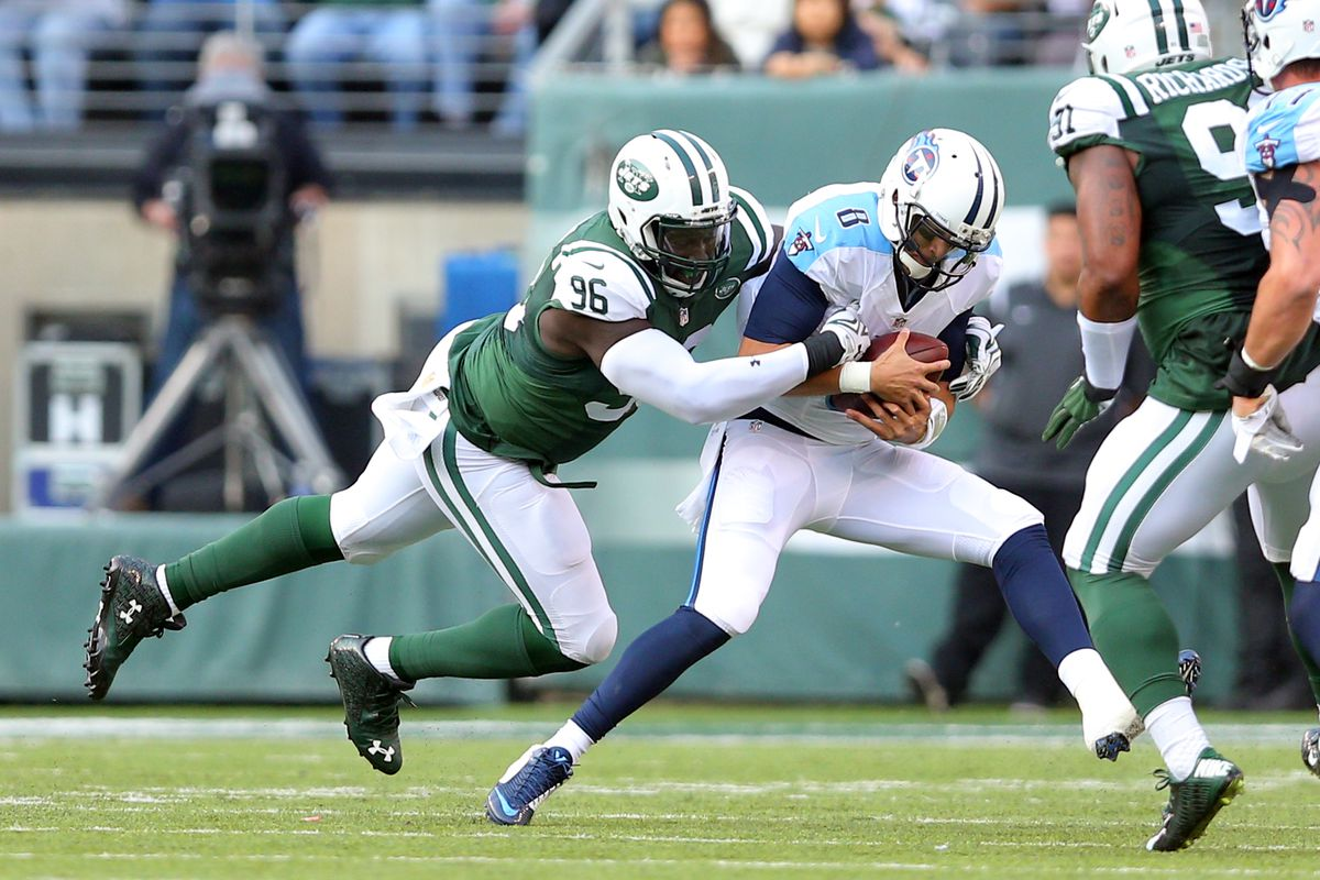 Muhammad Wilkerson given franchise tag by Jets SBNation