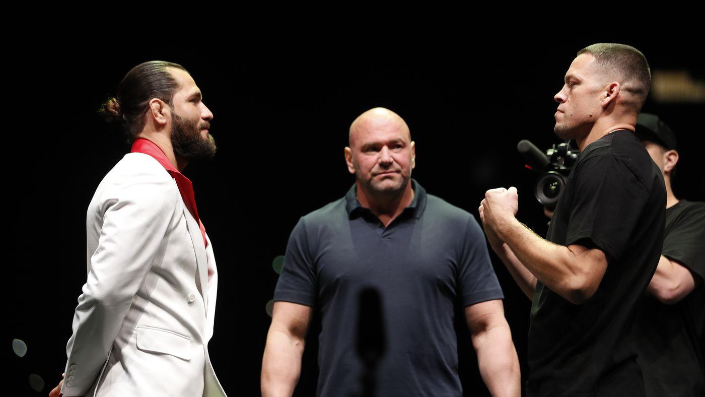 Watch latest Grand Theft Auto-themed UFC 244 promo for 'Diaz vs Masvidal'