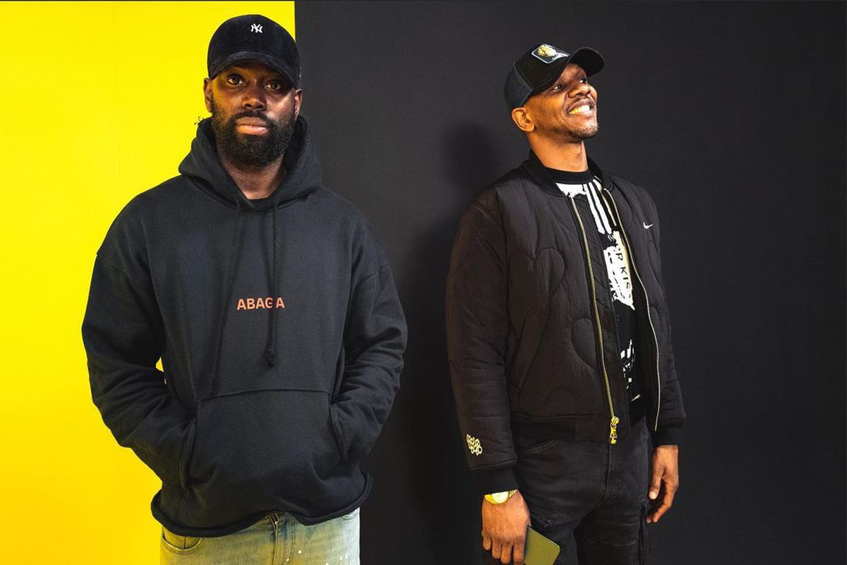 Ghetts and Giggs