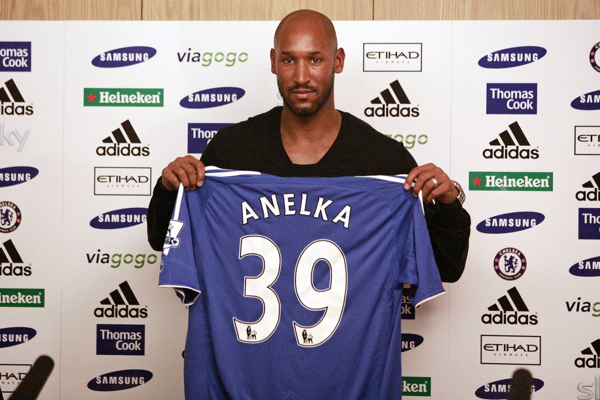 New Chelsea football club signing French