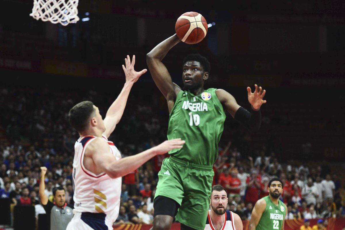 Russia v Nigeria: Group B - FIBA World Cup 2019