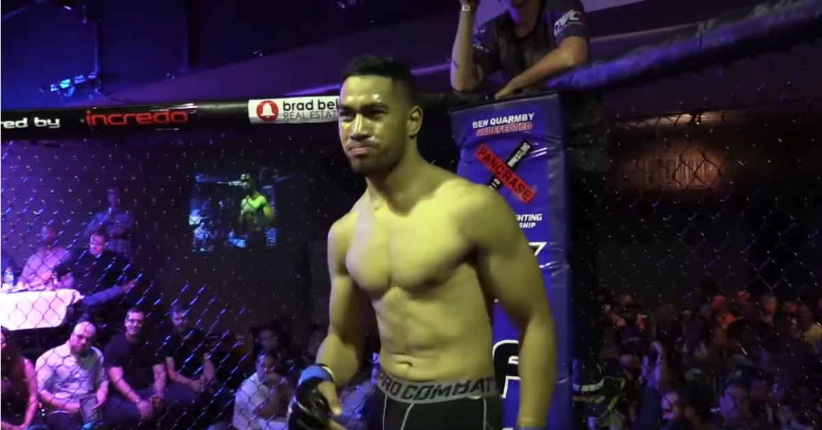 <p>Man charged with manslaughter over alleged'coward punch' that Murdered MMA fighter thumbnail