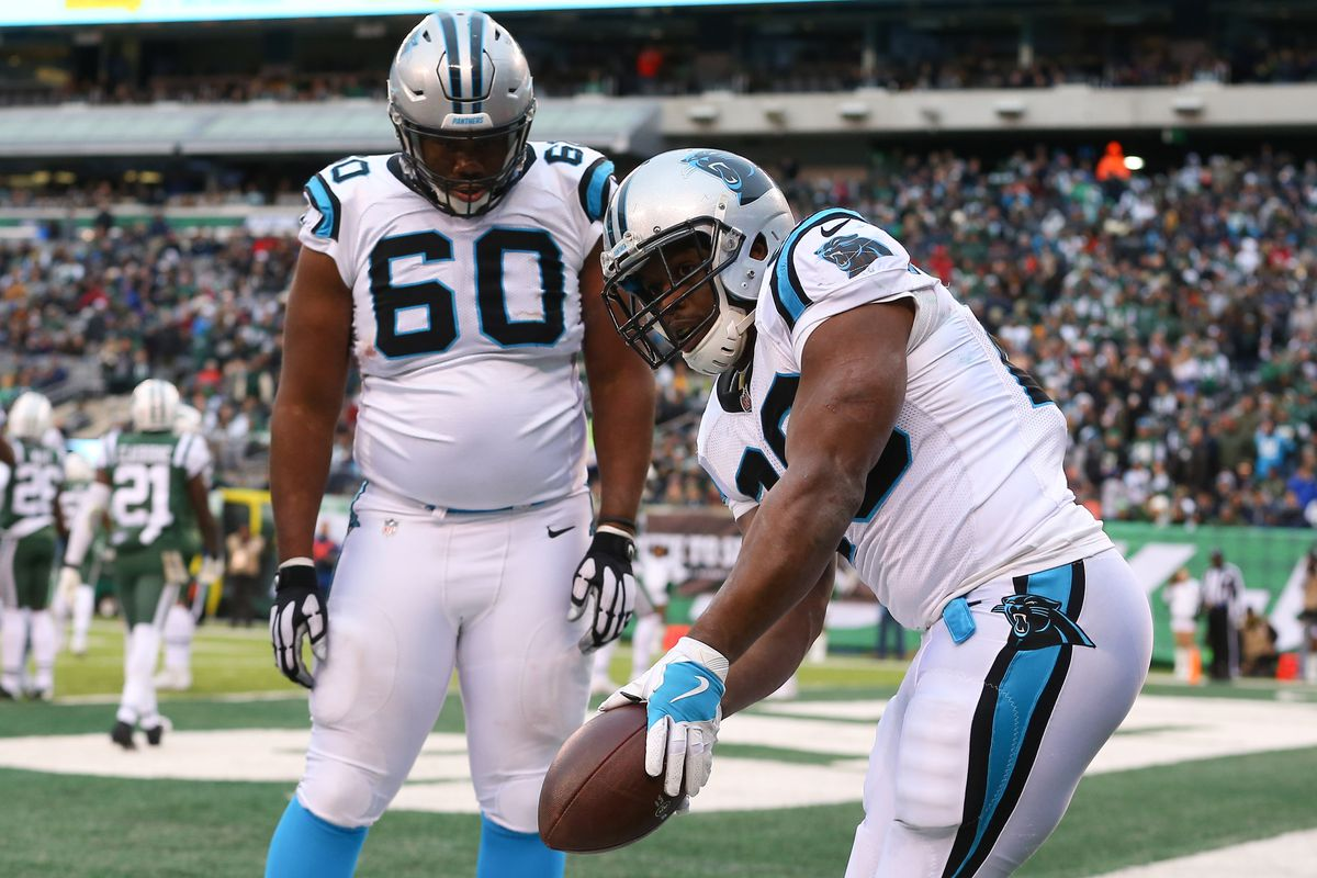 b7a46d58 Jonathan Stewart retires from the NFL with the Carolina Panthers ...