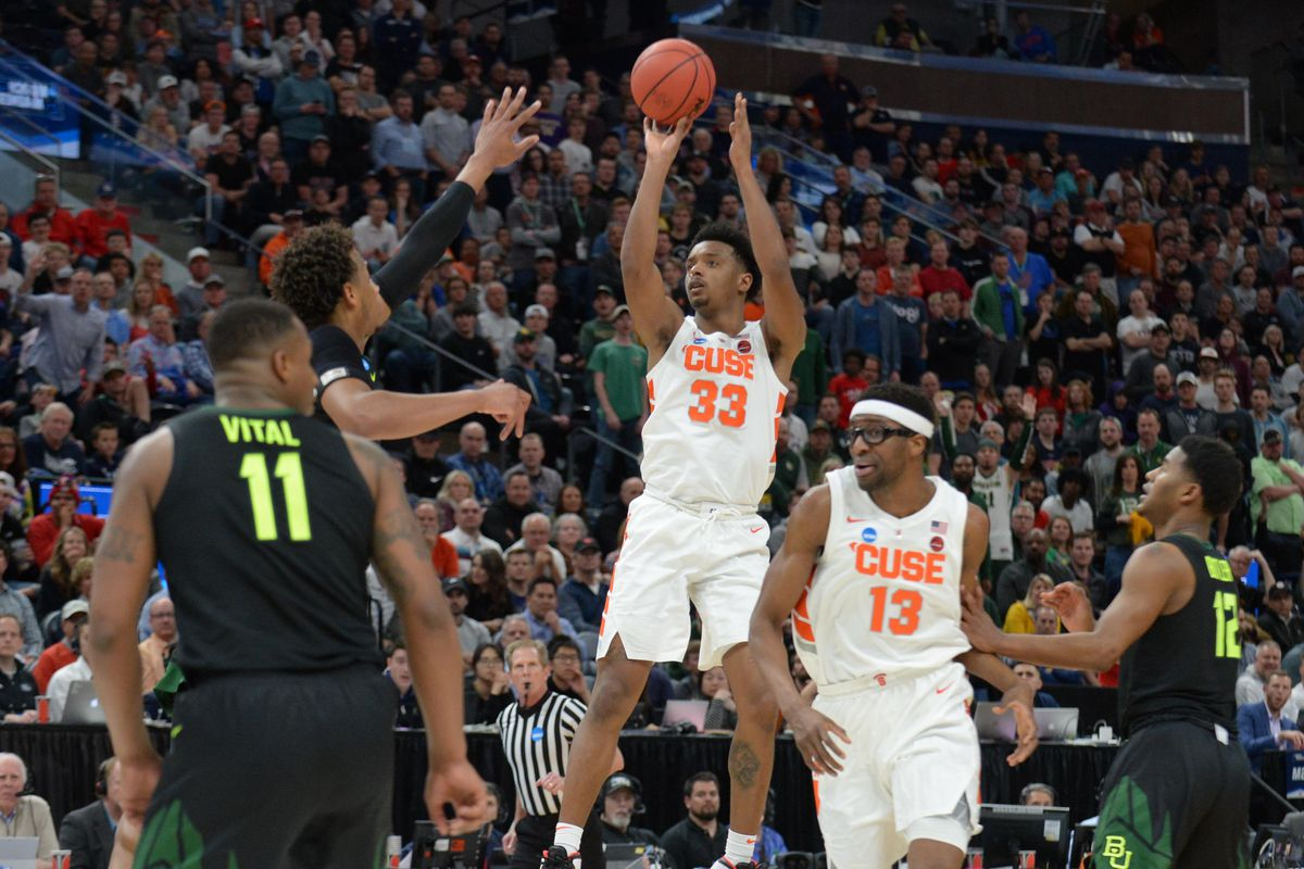Three Takeaways From Syracuse's 78-69 NCAA Tournament Loss