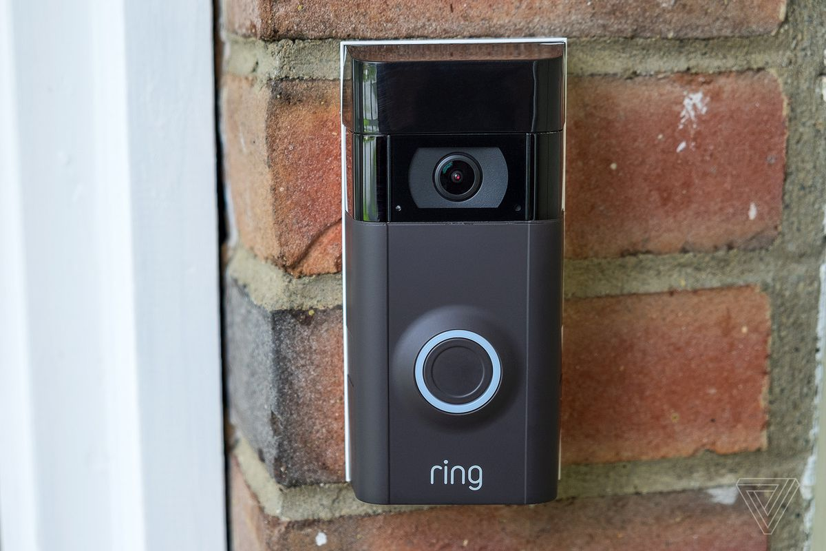 the ring video doorbell 2 is an easy way to turn your. Black Bedroom Furniture Sets. Home Design Ideas