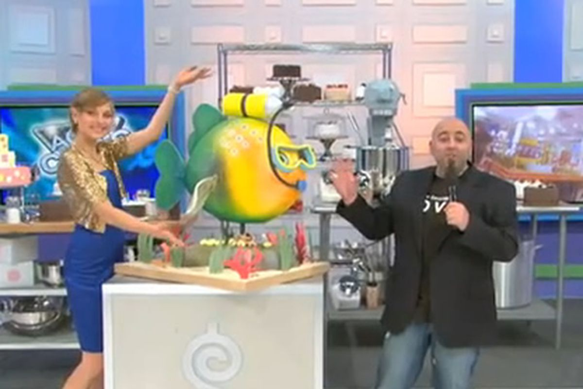 Ace Of Cakes Duff Goldman On The Price Is Right