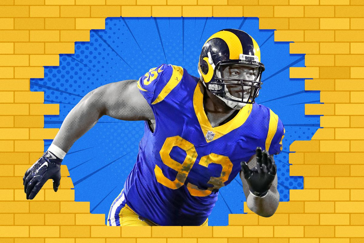 sports shoes 13e09 ec9f5 Ndamukong Suh Could Be the Key to the Super Bowl - The Ringer