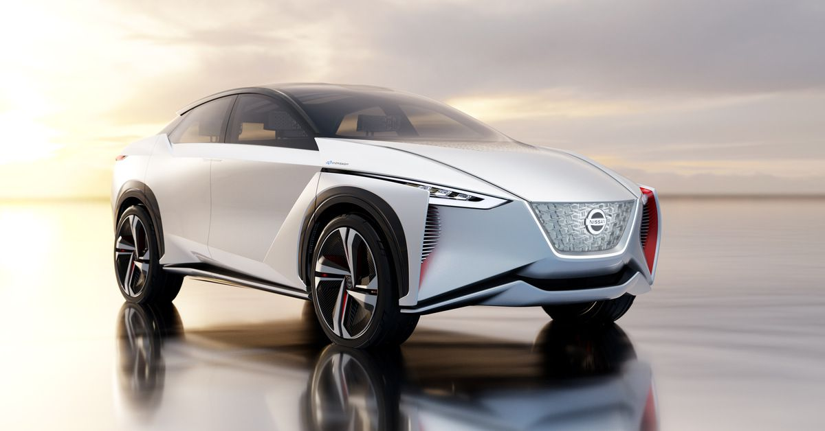 Image result for Nissan wants its electric cars to 'sing' so that you'll hear them coming