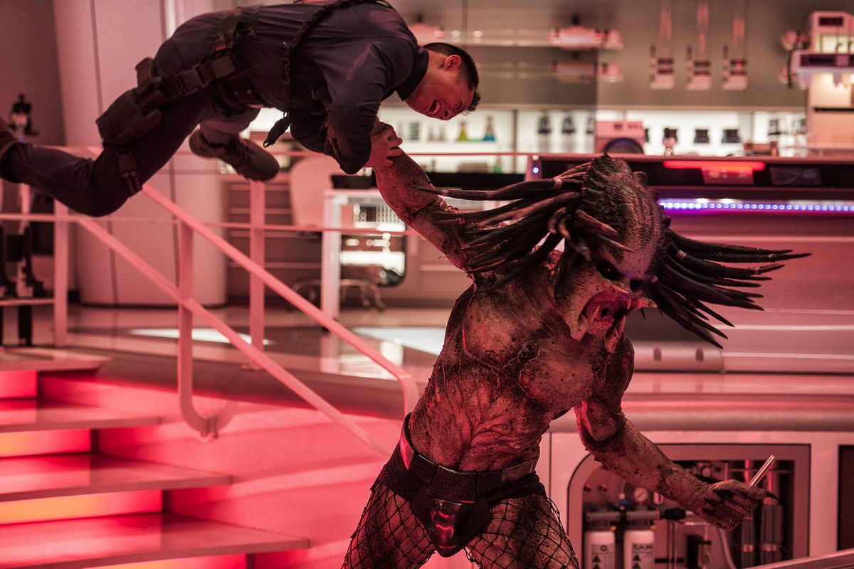 Image result for predator 2018