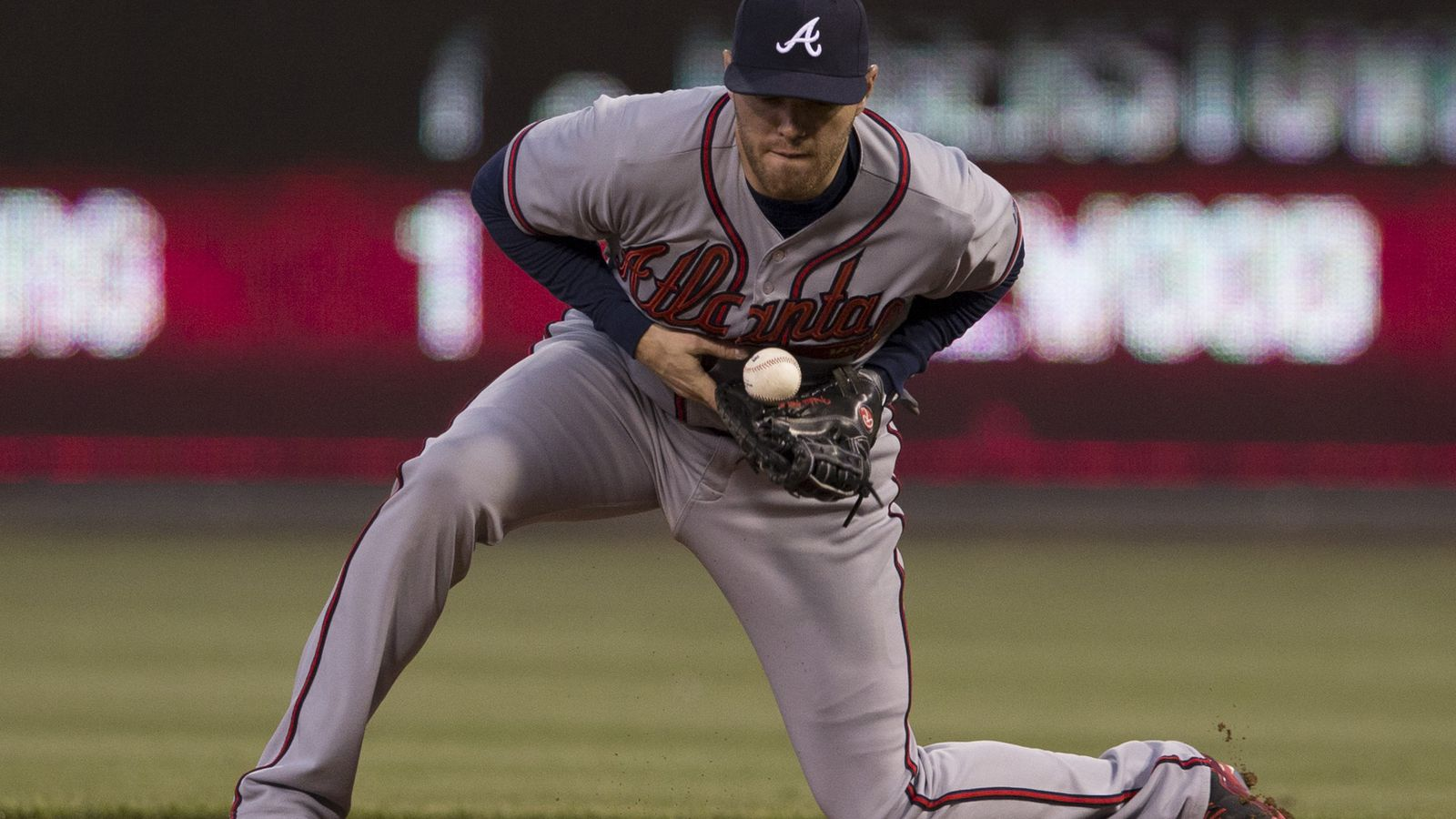 Freddie Freeman Is Moving To Third Base And The Odds Are