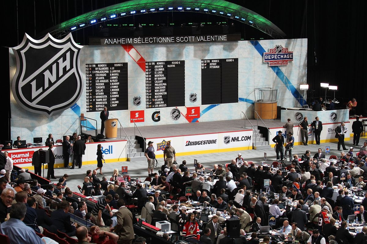 2009 NHL Entry Draft, Rounds 2-7