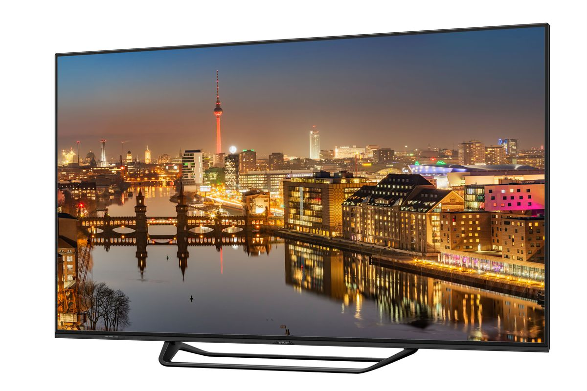 Sharps 70 Inch 8K TV Is Shipping This Month For EUR11199