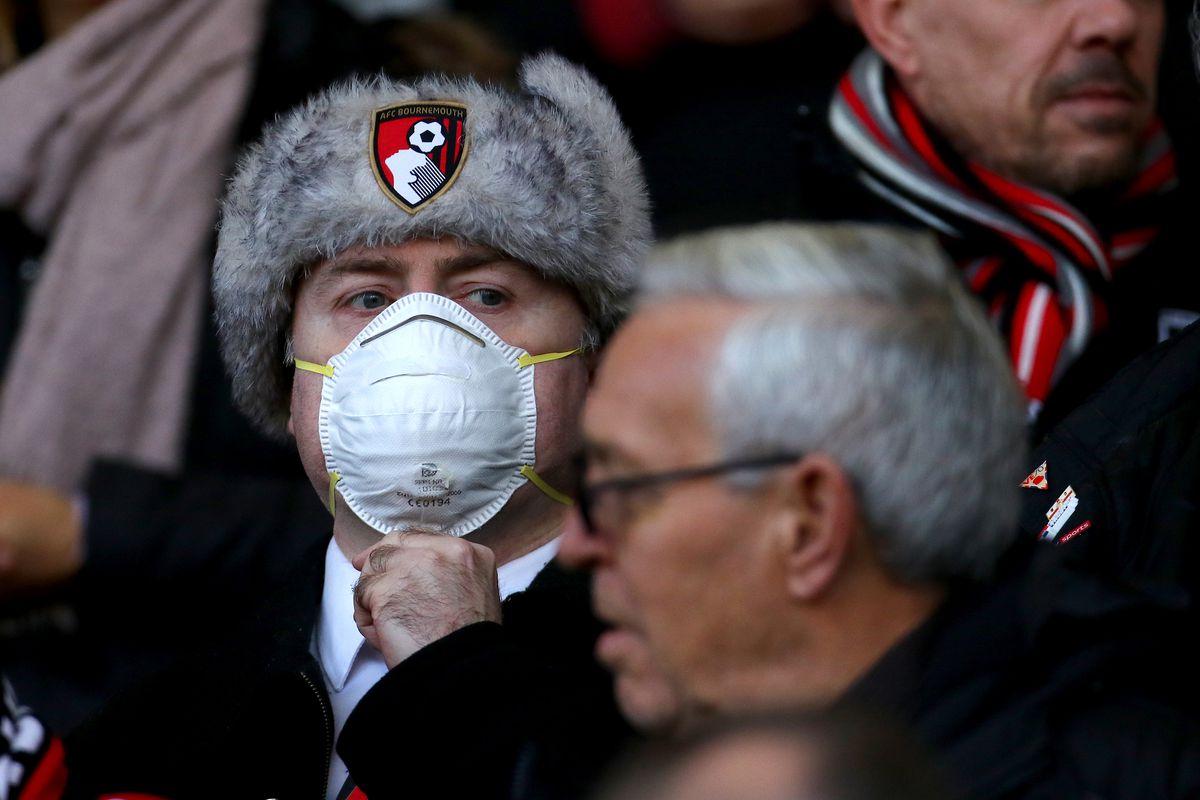 Image result for Premier League in Coronavirus
