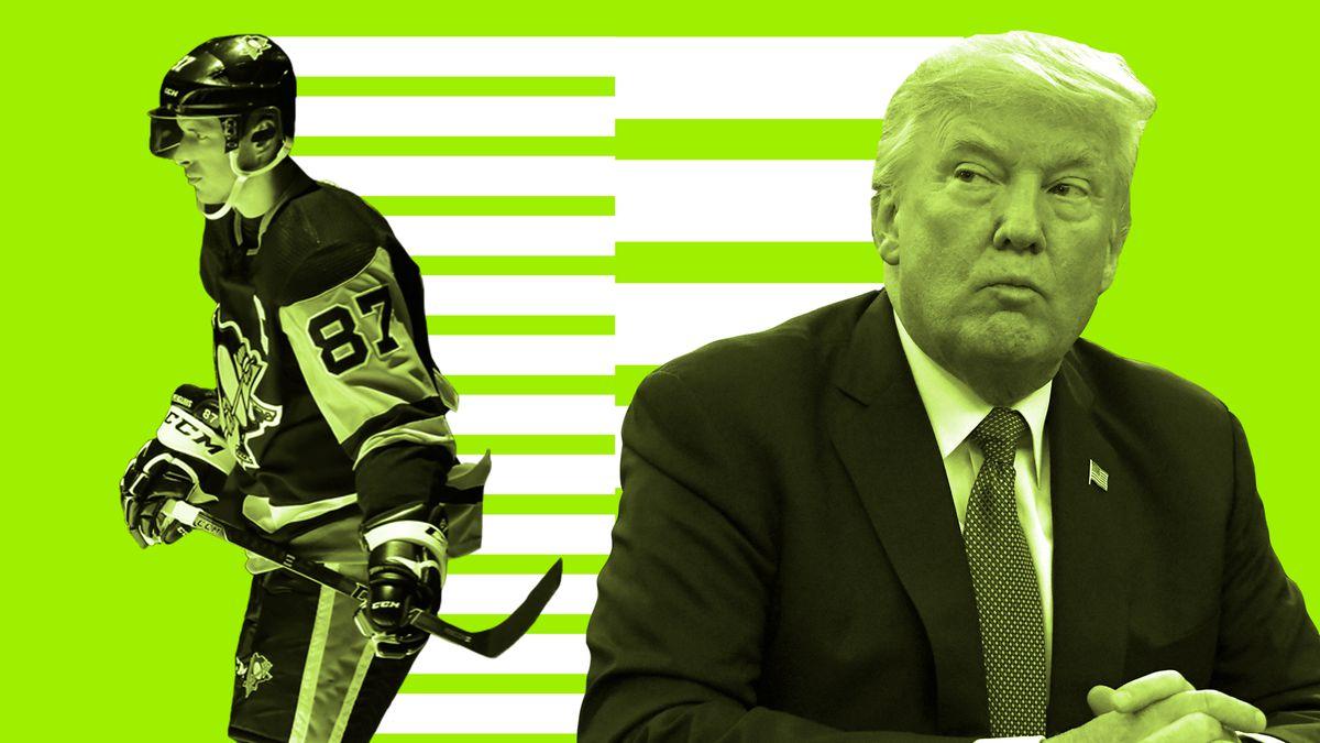 How Donald Trump made the Penguins political 5822d8c82