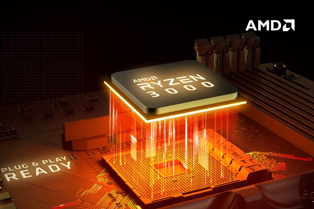 AMD is releasing its 7nm Ryzen 3000 CPUs on 7/7 - The Verge