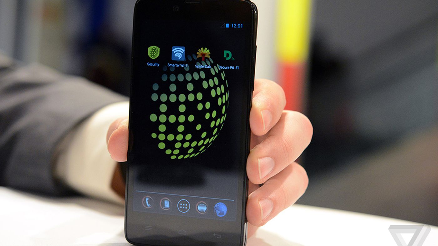 Blackphone: an Android phone that puts privacy first - The Verge