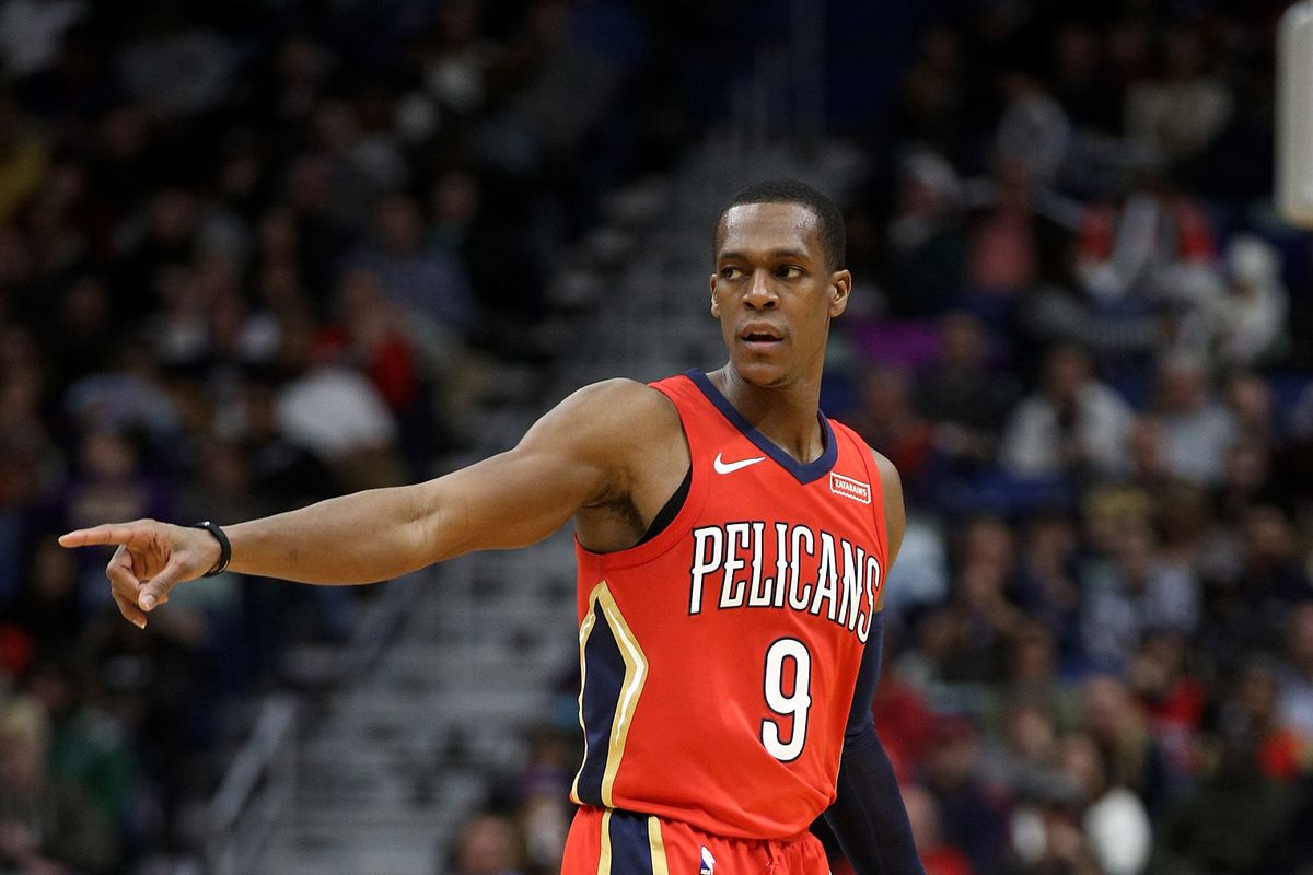 dbafa44db 2018 NBA Playoffs  New Orleans Pelicans are ready for healthy contributions  from Playoff Rajon Rondo