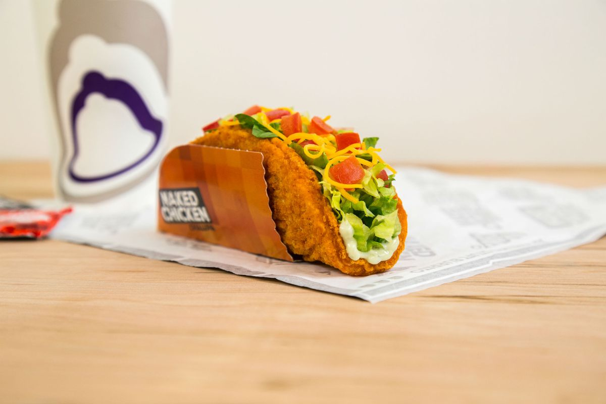 michael bauer s breathless review of taco bell s chicken chalupa eater sf