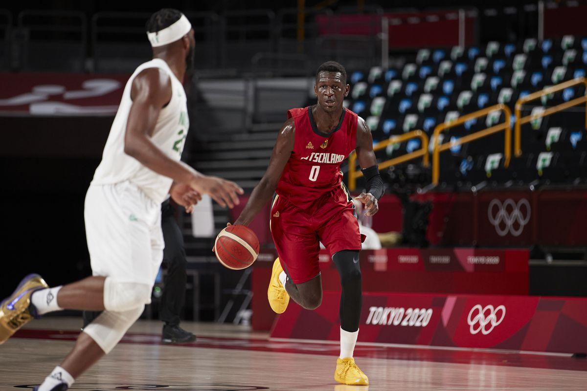 Nigeria v Germany - Basketball - Preliminary Round Group B - Olympics - Day 5
