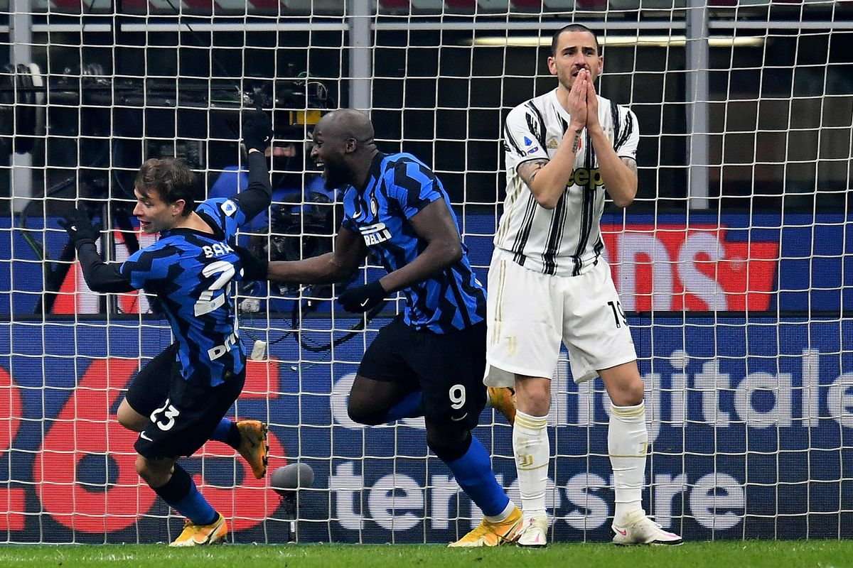 Juventus 0 Inter Milan 2 Initial Reaction And Random Observations Black White Read All Over