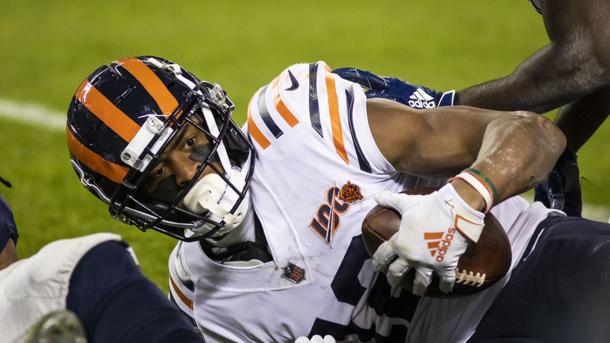 Allen Robinson contract extension? He wants to be Bears' all-time leading receiver