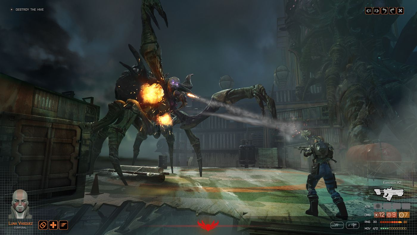Phoenix Point's Fig campaign promises new take on classic X