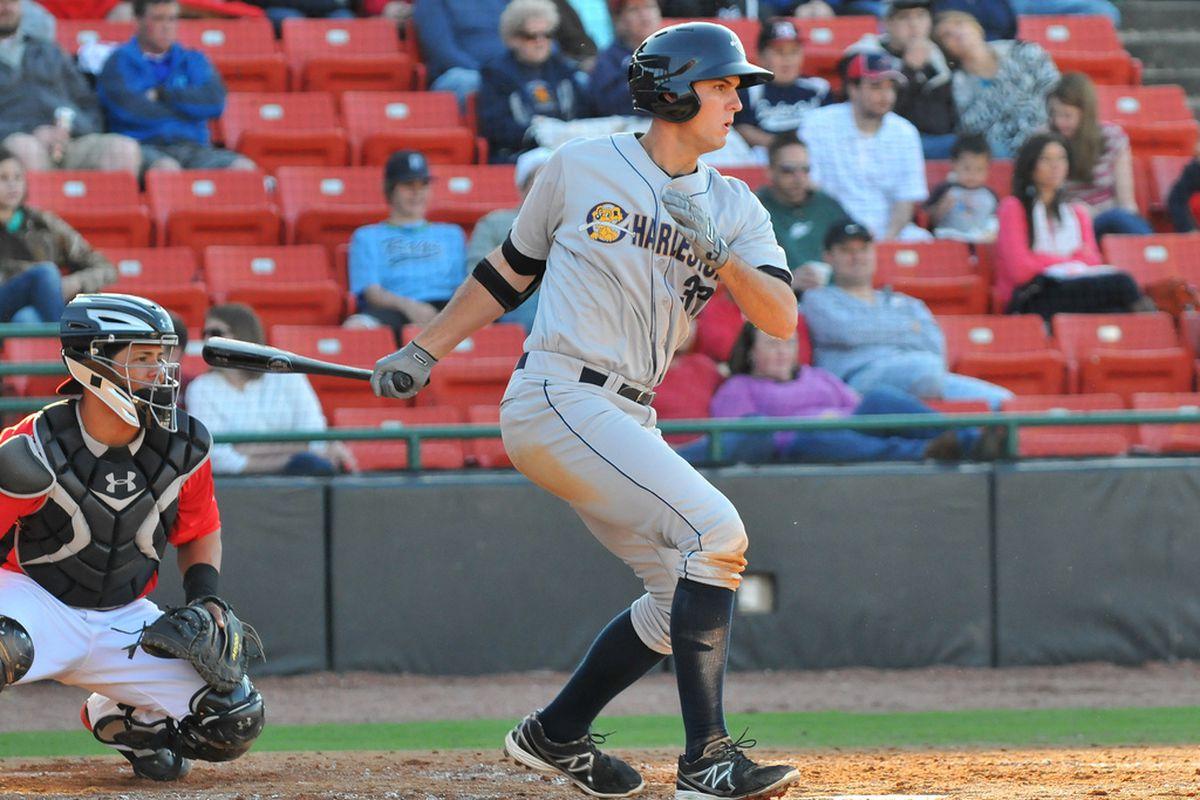 Yankees and Scottsdale Scorpions 1B Greg Bird