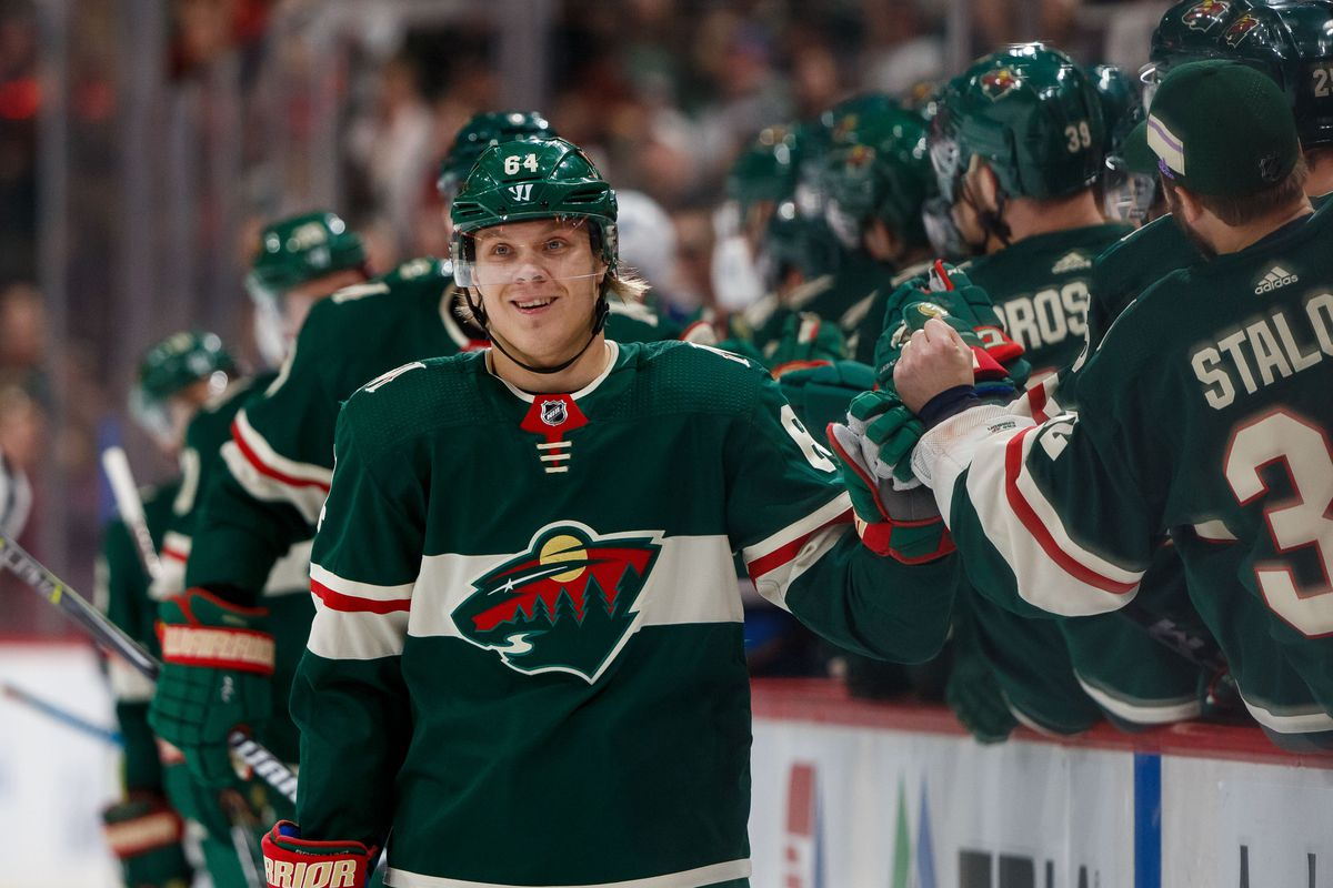 the latest 2af15 adc17 A star is born: Mikael Granlund building on his breakout ...
