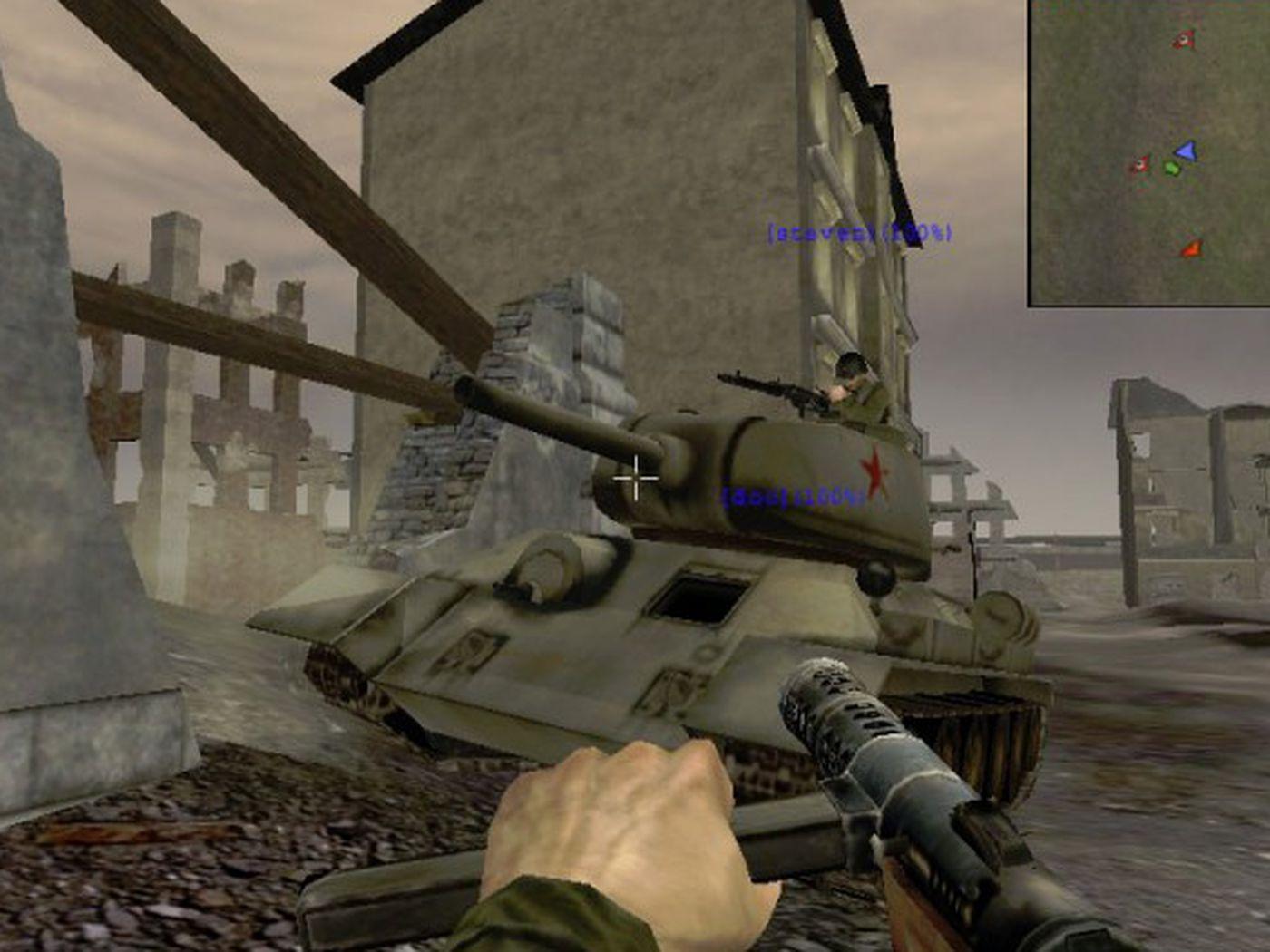 Battlefield 1942 ax