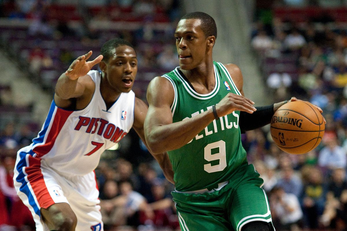 NBA trade rumors: Pistons interested in Rajon Rondo, Rudy