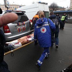 Officials: St  Petersburg subway blast was suicide attack