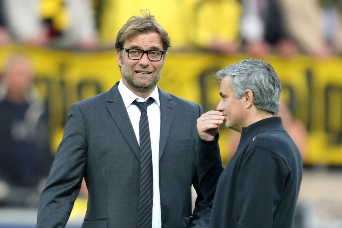 Soccer - UEFA Champions League Semifinal - Borussia Dortmund vs. Real Madrid
