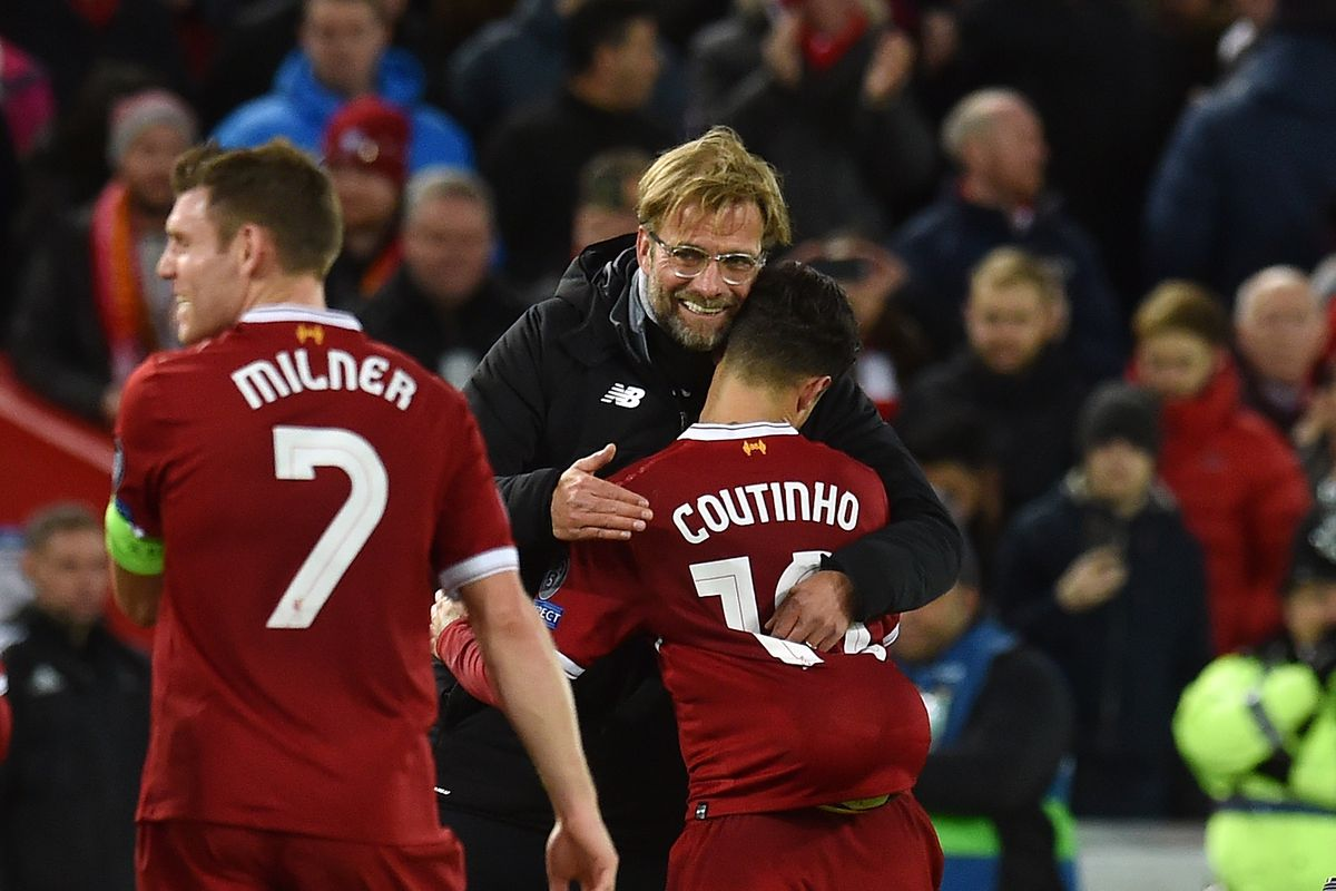 Klopp does little to quash Coutinho January exit speculation