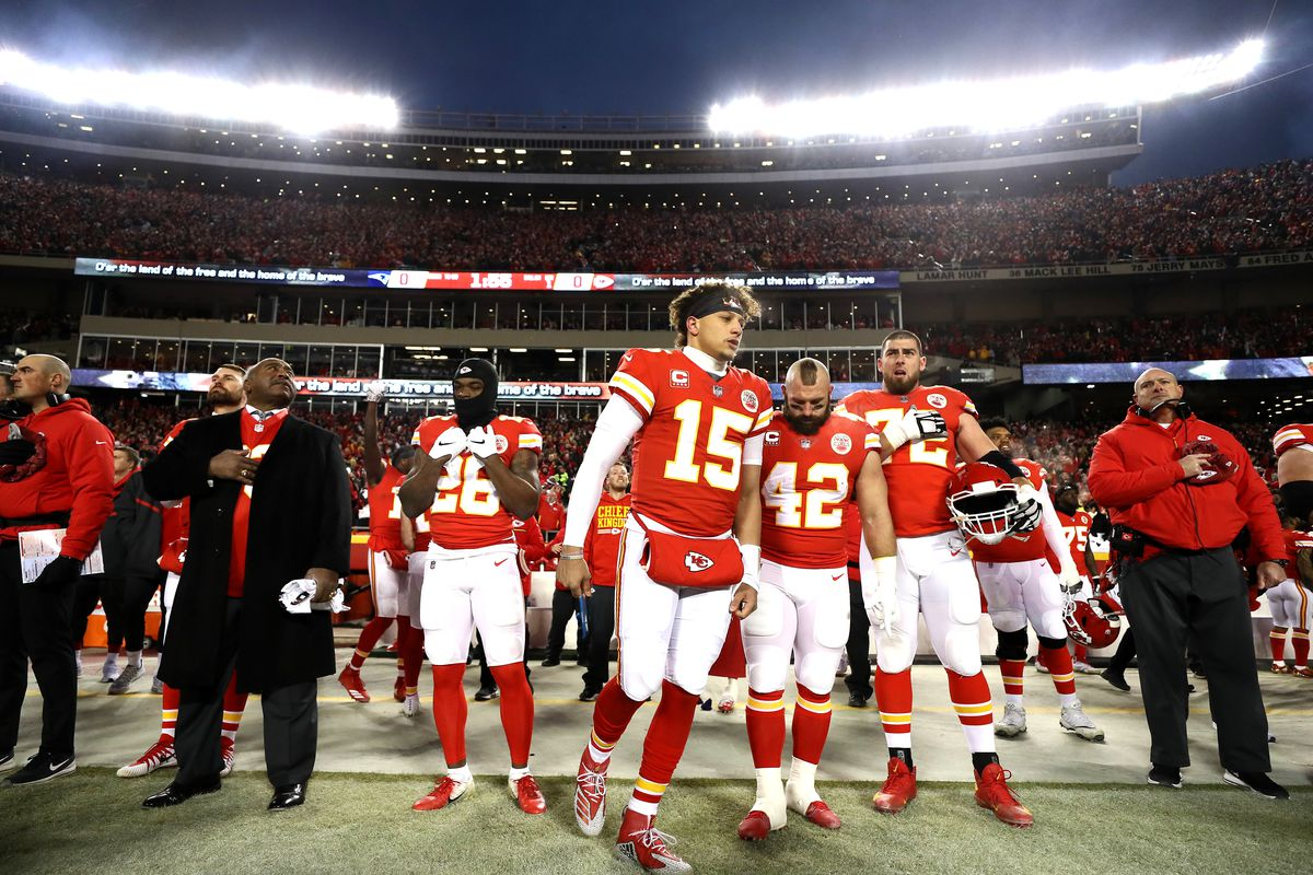 The Chiefs team of a generation