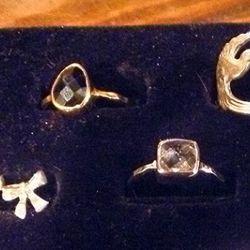 Jewelry from Artists & Fleas veteran Georgia Varidakis
