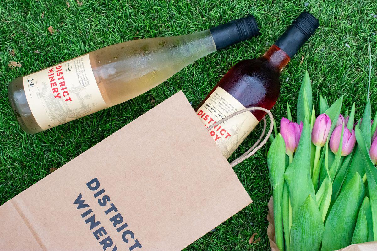 District Winery hosts virtual tastings
