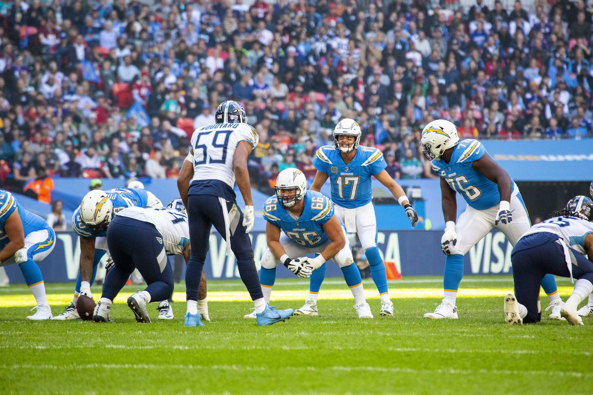 Gamethread: Titans vs. Chargers