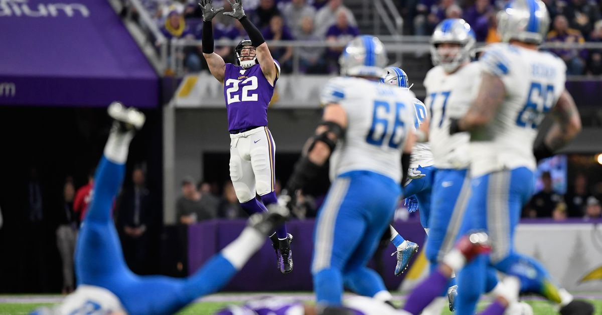 Detroit Lions clinch last place in NFC North