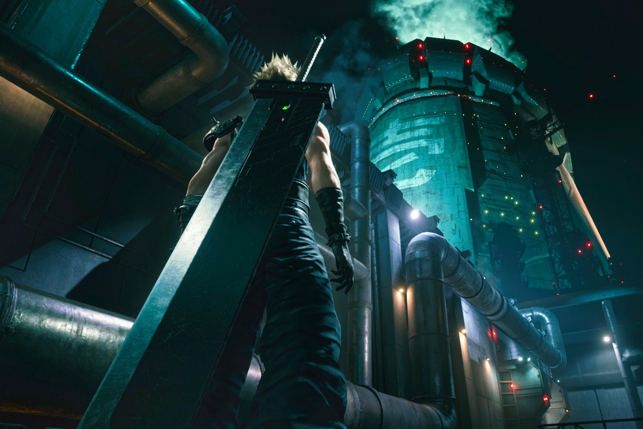 Final Fantasy VII Remake for PS4 and PS5 is half off through August 19th