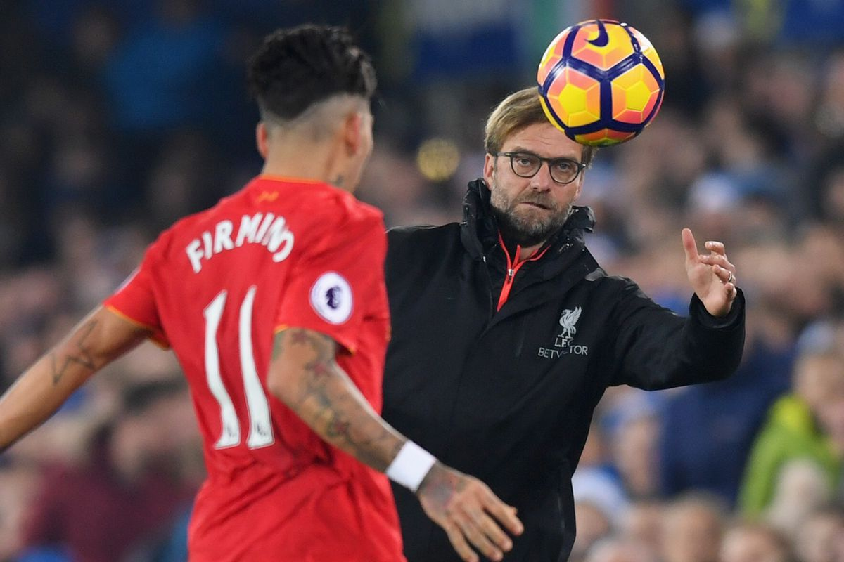 "Roberto Firmino Wants to ""Celebrate a Title"" with Klopp at"