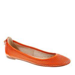 "<a href=""http://www.jcrew.com/womens_special_sizes/sizes512shoes/size12/PRDOVR~36266/99102657386/ENE~1+2+3+22+4294967294+20~720~~20+17~90~~~~~~~/36266.jsp"">Quorra ballet flats</a>, $69.99 (was $158.00)"