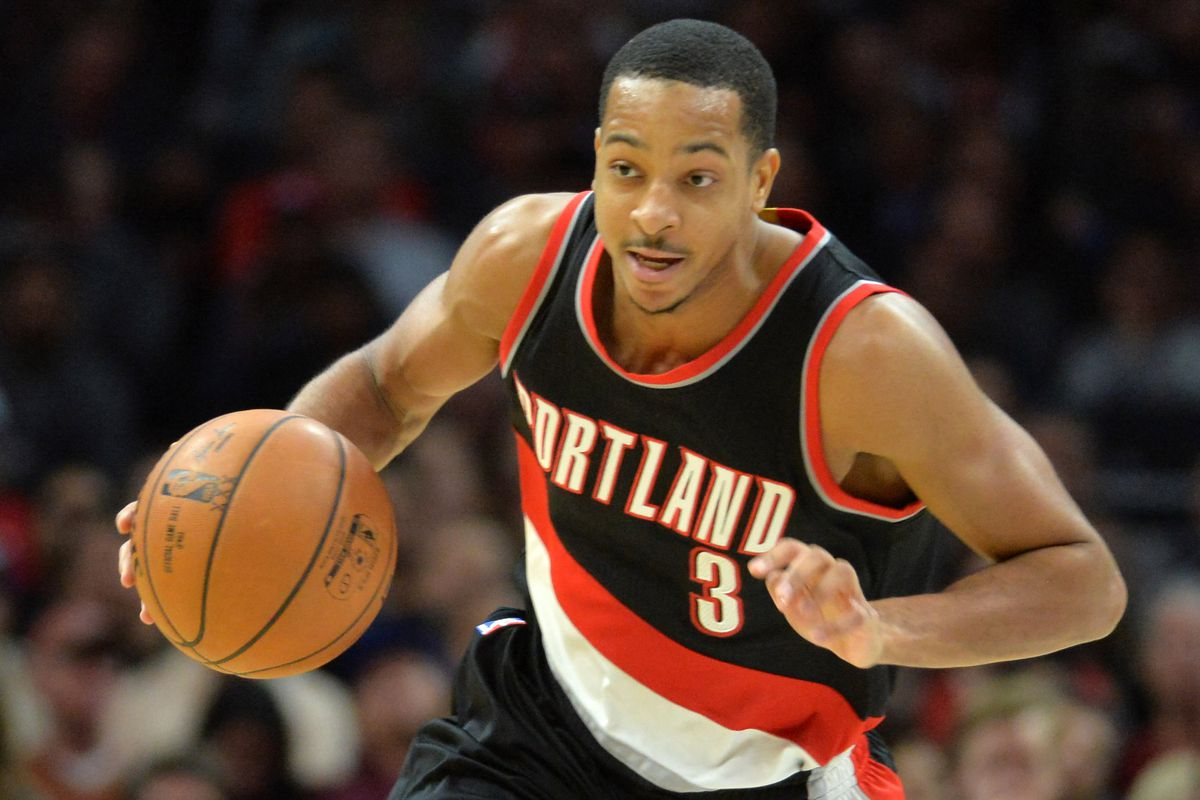 Sports And Media  CJ McCollum Has A Foot In Both Worlds - Blazer s Edge 10e0764a6