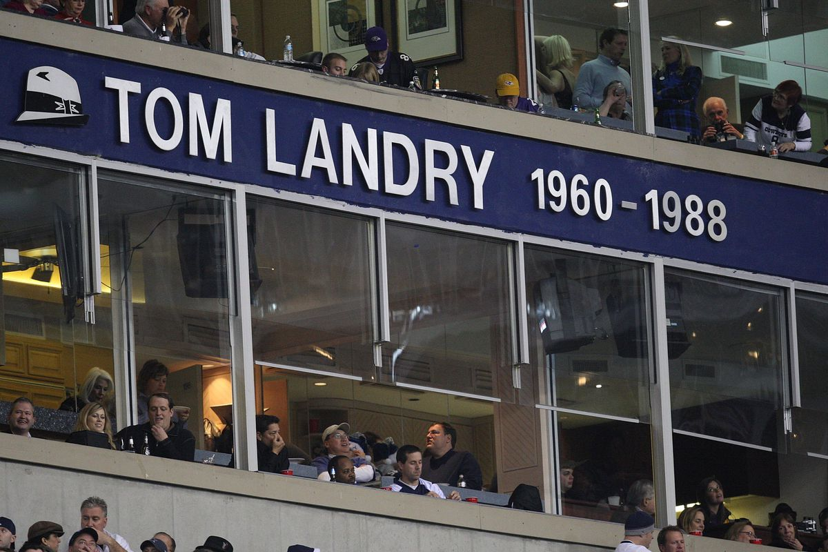 Tony Romo Ring Of Honor